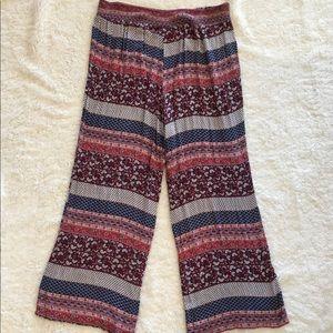 Women's Wide Leg Pants